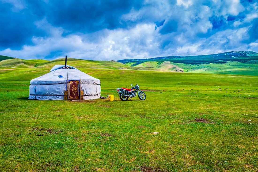 Home on the Steppe, Mongolia