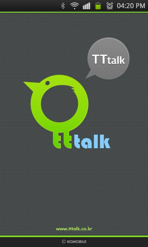 TTtalk Screen 01